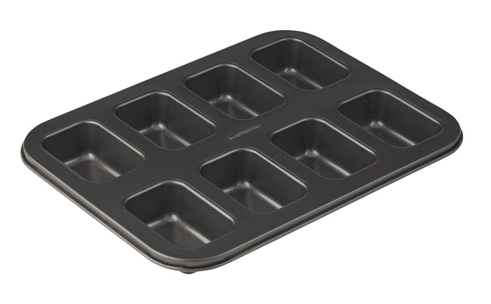 Non-Stick 8cup Mini Loaf Pan