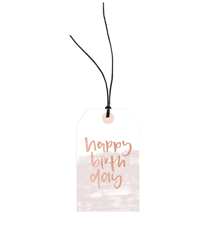 Happy Birthday | Gift Tag