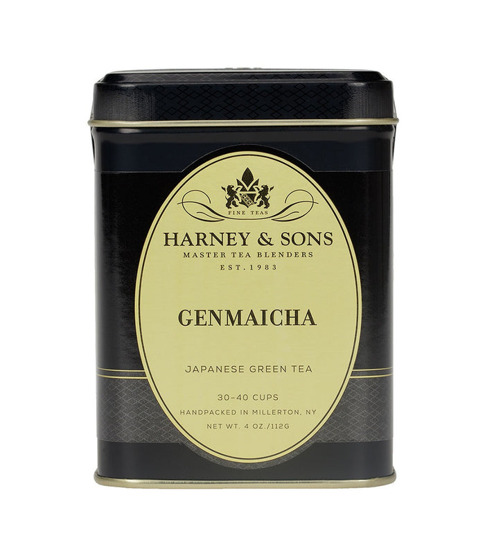 Genmaicha Loose Leaf Tin 4oz/115g