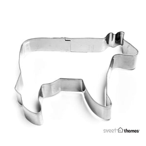 Cow SS Cookie Cutter