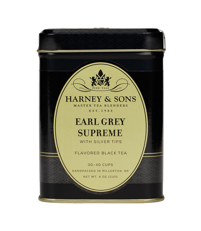 Earl Grey Supreme Loose Leaf Tin 4oz/115g