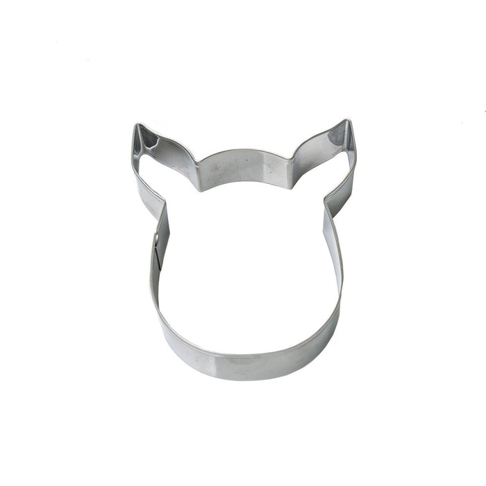Animal Head SS Cookie Cutter