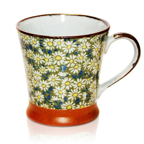 Japanese Daisies Tea Mug