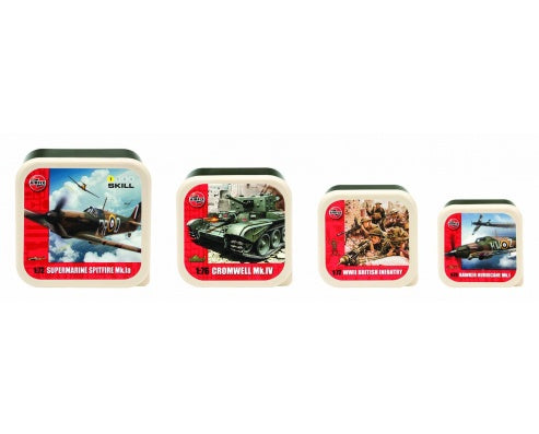 Airfix S/4 Snack Tubs
