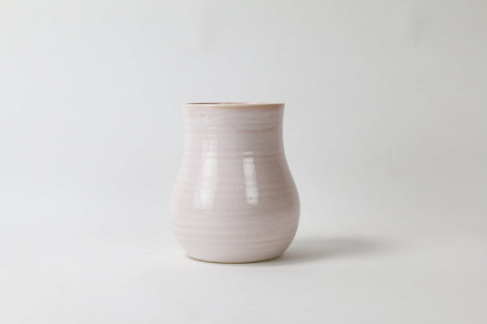Medium Botanica Vase Rose Quartz