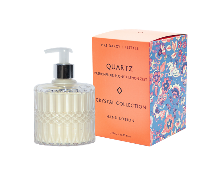 Hand Lotion - Quartz