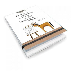 RF Crazy Horse Note Pad
