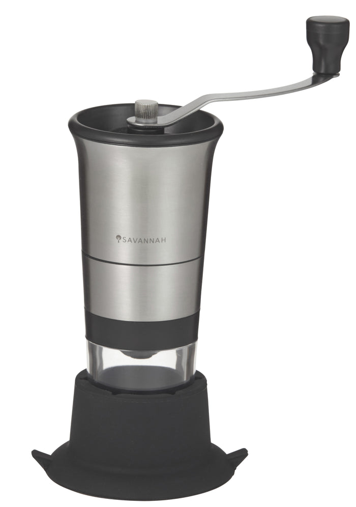 One Handed Smart Coffee Grinder
