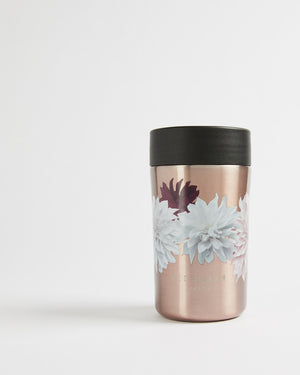 300ml Travel Cup - Rose Gold Clove