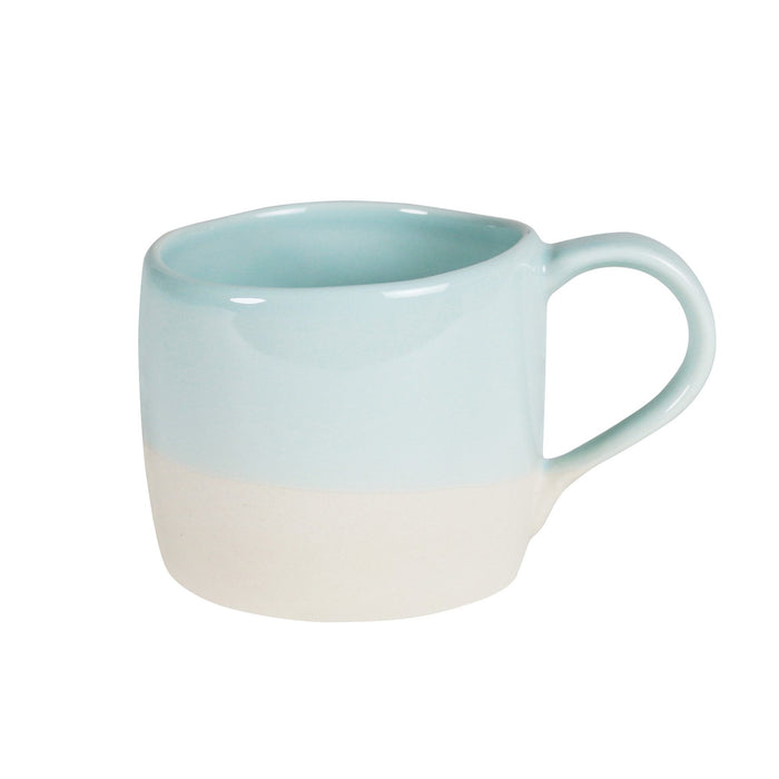Mini Swatch Organic Mug - Blue Heaven
