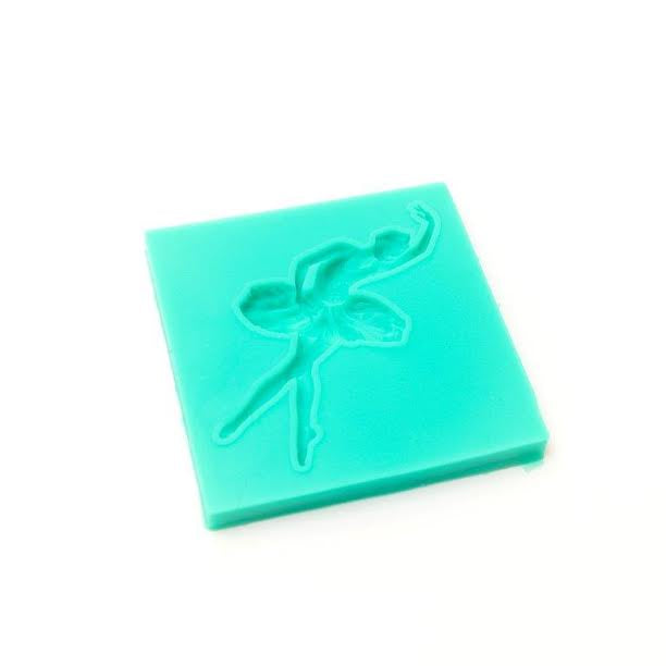 Silicone Mould Ballerina