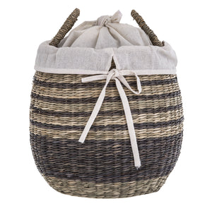 Seagrass Vegetable Basket Large