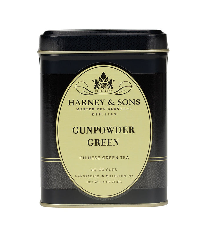 Gunpowder Green Loose Leaf Tin 4oz/115g