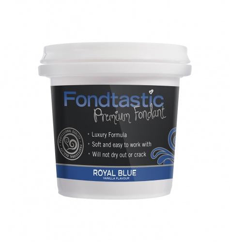 Fondant Royal Blue 8oz