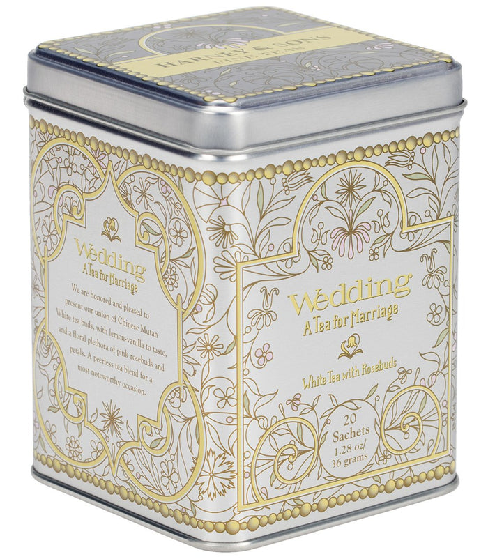 Wedding 20ct Tin