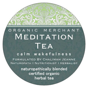 Meditation Tea Box 45g