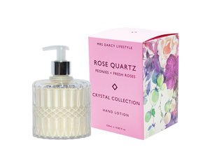 Hand Lotion - Rose Quartz