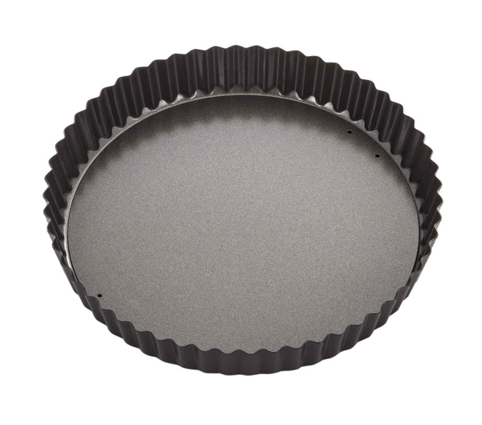 Non-Stick Loose Base Round Flan/Quiche Tin 23cm