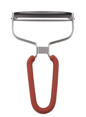 Japanese Blade Y Wide Serrated Peeler
