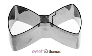 Bow Tie Large SS Cookie Cutter