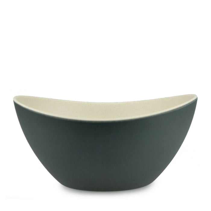 Go Bamboo 2 Tone Medium Bowl - Grey