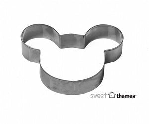 Mouse Head SS Cookie Cutter