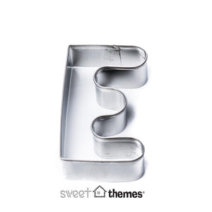 Letter E SS Cookie Cutter