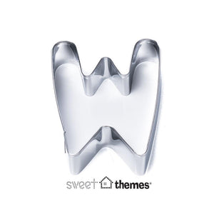 Letter W SS Cookie Cutter