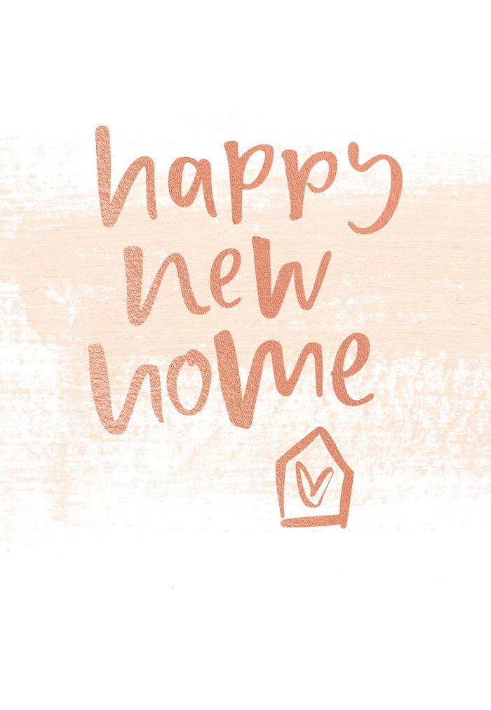 Happy New Home | Greeting Card