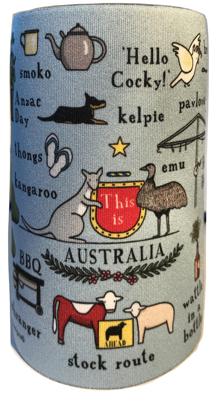 This Is Australia Stubby Holder