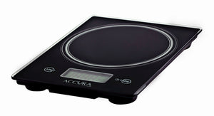Aquarius Pro Electronic Scale 15kg Black