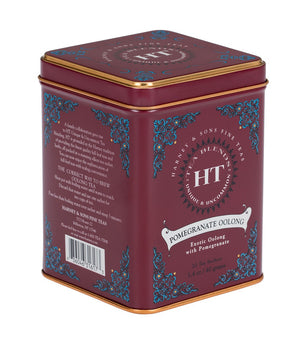 Pomegranate Oolong 20ct Tin