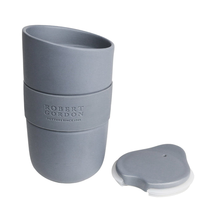 Travel mug & Band Matte Grey