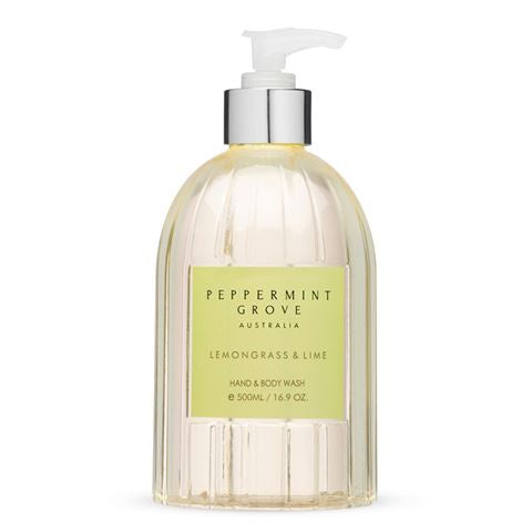Lemongrass & Lime Hand and body wash