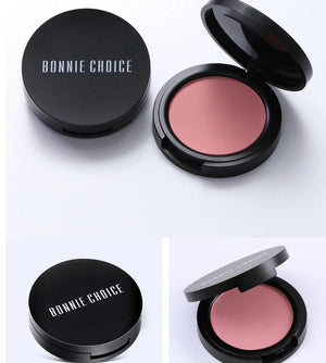 Blush Baked Cheek Face, 4 Solid Colors Baked Blusher Texture Base Mineral Blusher Palette Blush Makeup, 4 Solid Colors - brilliantshop.site