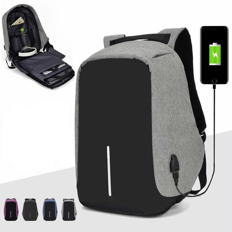 Anti-theft Backpack Bag, Laptop Bag, Waterproof Backpack SCRATCH PROOF - brilliantshop.site