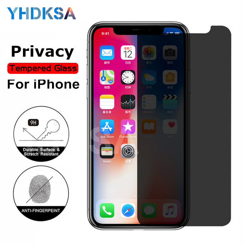 Privacy Screen Protector for iPhone & Samsung - brilliantshop.site