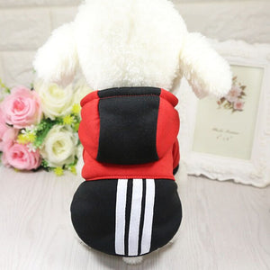 Pet Dog Clothes Winter Dog Clothing for Small XS Teddy Yorkie Coat Dog & Chihuahua Jacket - brilliantshop.site