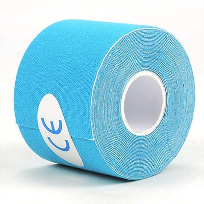 Kinesiology Tape Athletic Tape Sport Recovery Tape Strapping Gym Fitness Protector - brilliantshop.site