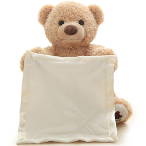 Shy Bear Plush