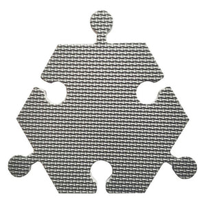 Foam interlocking carpet