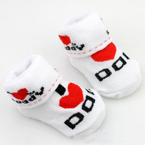 New born socks
