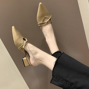 Women's versatile with pointed toes