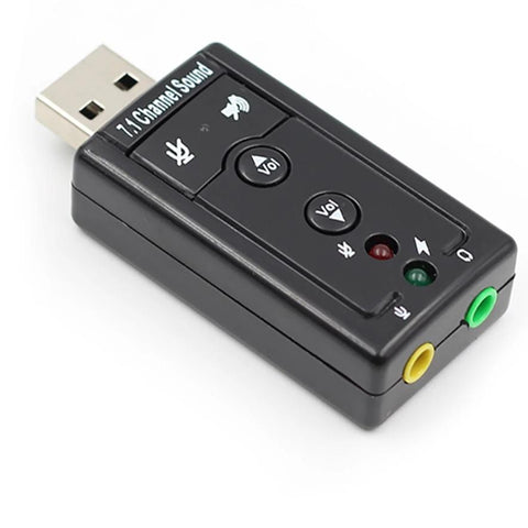 [External USB Sound Card] - ashipc