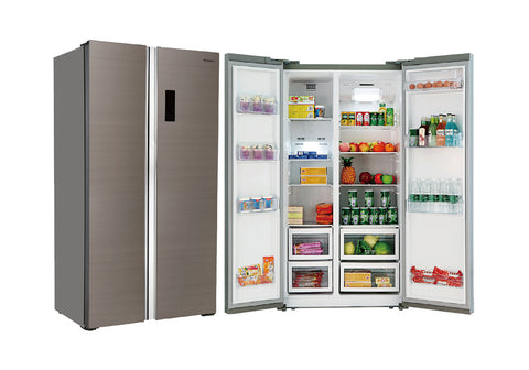 SKYWORTH REFRIGERATOR (SIDE BY SIDE)