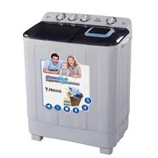 T-HOME WASHING MACHINE (SEMI)