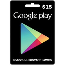 Google Play Store Gift Card