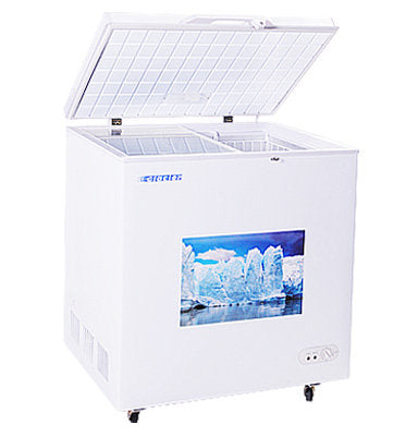 GLACIER FREEZER (CHEST)
