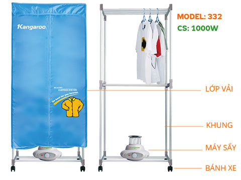 KANGAROO CLOTH DRYER