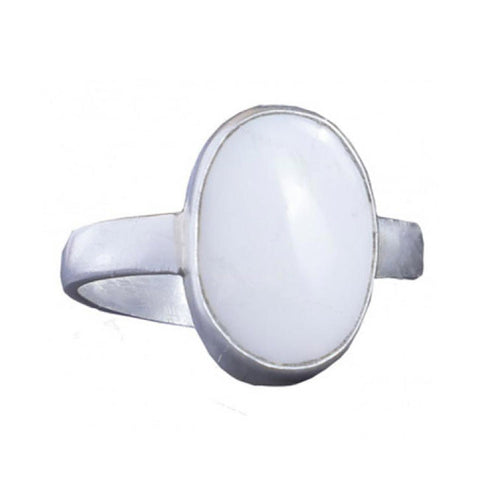 Taurus Sign - Opal Ring